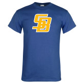 Royal T Shirt-Interlocking SB
