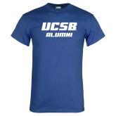 Royal T Shirt-Alumni