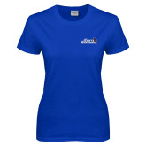 Ladies Royal T Shirt-Santa Barbara with Hat
