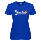 Ladies Royal T Shirt-Gauchos 9