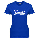 Ladies Royal T Shirt-Gaucho Grandma