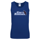 Royal Tank Top-Santa Barbara with Hat