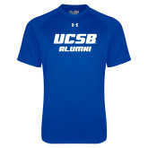 Under Armour Royal Tech Tee-Alumni