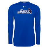 Under Armour Royal Long Sleeve Tech Tee-Santa Barbara with Hat