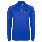 Under Armour Royal Tech 1/4 Zip Performance Shirt-Primary