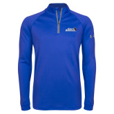 Under Armour Royal Tech 1/4 Zip Performance Shirt-Santa Barbara with Hat