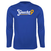 Syntrel Performance Royal Longsleeve Shirt-Gauchos 9
