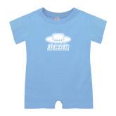 Light Blue Infant Romper-Primary