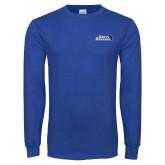 Royal Long Sleeve T Shirt-Santa Barbara with Hat