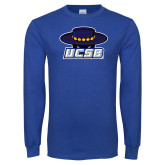 Royal Long Sleeve T Shirt-Primary
