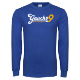 Royal Long Sleeve T Shirt-Gauchos 9