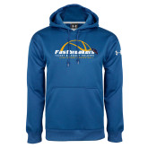 Under Armour Royal Performance Sweats Team Hood-Fastbreakers Ticket and Legacy Holders