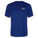 Syntrel Performance Royal Tee-Primary