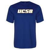Performance Royal Tee-UCSB