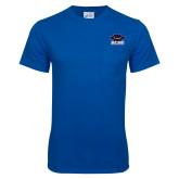 Royal T Shirt w/Pocket-Primary