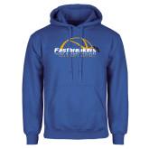 Royal Fleece Hoodie-Fastbreakers Ticket and Legacy Holders