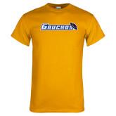 Gold T Shirt-Gauchos with Hat