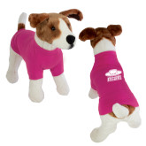 Classic Fuchsia Dog T Shirt-Primary