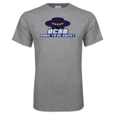 Grey T Shirt-Dare to be Great