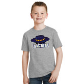 Youth Grey T-Shirt-Primary