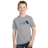 Youth Grey T-Shirt-Santa Barbara with Hat