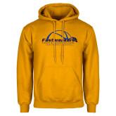 Gold Fleece Hoodie-Fastbreakers Ticket and Legacy Holders