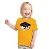 Toddler Gold T Shirt-Primary
