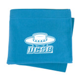Light Blue Sweatshirt Blanket-Primary