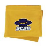 Gold Sweatshirt Blanket-Primary
