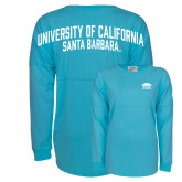 Turquoise Game Day Jersey Tee-Primary