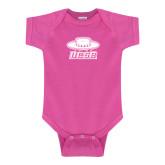 Fuchsia Infant Onesie-Primary