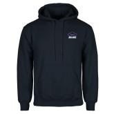 Navy Fleece Hood-Primary