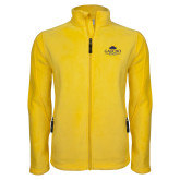 Fleece Full Zip Gold Jacket-Gaucho Fund