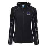 Columbia Ladies Sweet As Black Hooded Jacket-Primary