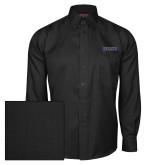 Red House Black Herringbone Long Sleeve Shirt-UCSB