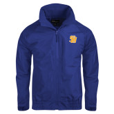 Royal Charger Jacket-Interlocking SB