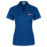 Ladies Royal Performance Fine Jacquard Polo-Primary