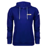 Adidas Climawarm Royal Team Issue Hoodie-UCSB