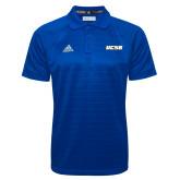 Adidas Climalite Royal Jacquard Select Polo-UCSB