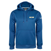 Under Armour Royal Performance Sweats Team Hood-UCSB