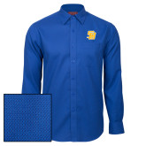 Red House Royal Diamond Dobby Long Sleeve Shirt-Interlocking SB