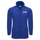 Columbia Full Zip Royal Fleece Jacket-UCSB