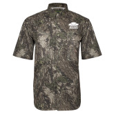 Camo Short Sleeve Performance Fishing Shirt-Primary