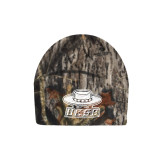 Mossy Oak Camo Fleece Beanie-Primary
