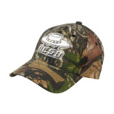 Mossy Oak Camo Structured Cap-Primary