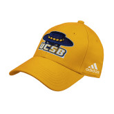 Adidas Gold Structured Adjustable Hat-Primary