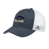 Adidas Charcoal Structured Adjustable Hat-Primary