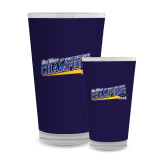 Full Color Glass 17oz-2017 Womens Cross Country Champions