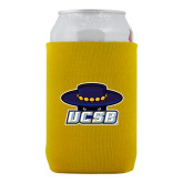 Collapsible Gold Can Holder-Primary