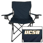 Deluxe Navy Captains Chair-Primary